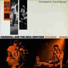Marshall and The Soul Brother (Eminem and Pete Rock Mashup) BY D Begun